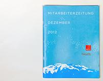 Mitarbeiterzeitung 2012