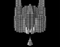 Gotham city, Metropolis, Naboo