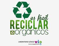 Clínica Cardio VID/ Reciclar es Fácil
