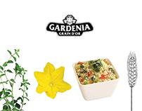 Gardenia  Package Re-Branding