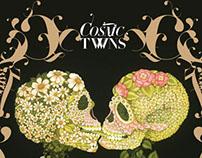 COSMIC TWINS / MONTENEGRO ROCK BAND CD