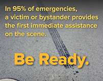 """Be Ready"" Campaign"