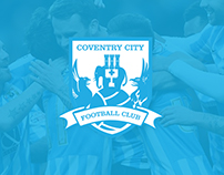 Coventry City FC X BRANDING