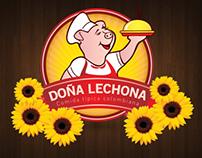 Doña Lechona / Feria de las Flores 2013