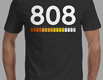 Roland™ 808 Tribute T Shirt