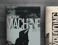 Book Cover Series for John Swartzwelder