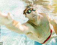 Swimming Shoot
