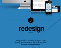 Viaja Protegido - Web design e-Commerce