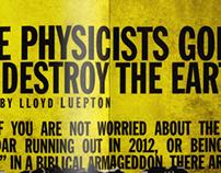 Skeptic Magazine Design
