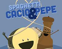 Spaghetti Cacio&Pepe