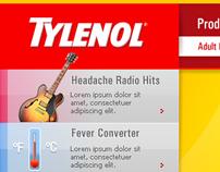 Tylenol.ca proposal