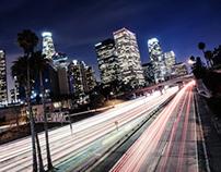 Los Angeles - Golden Hour