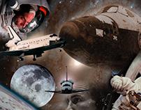 Space Flight Awareness Murals