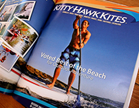 Kitty Hawk Kites Branding
