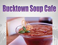 Bucktown Soup Cafe Feature Cards
