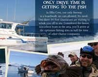 Eagle Charters brochure