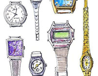 Sketchbook 2014 January