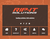 RIP-IT Solutions | Website Design