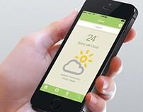 TrailBlazer App Concept and Design