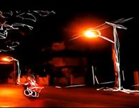 Flicker | Short Film-Doodle