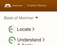 Scripture Mastery Activities