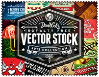 Vector Stock 2013