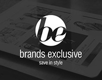 brands exclusive | mobile apps