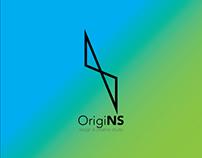 OrigiNS branding