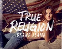 True Religion Brand Jeans  S/S 2013