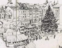 Riga and Tallinn