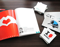 Chopinium - albums design