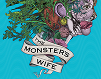 The Monster's Wife book jacket
