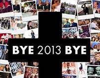 Rétrospective 2013 - Facebook et Twitter Share