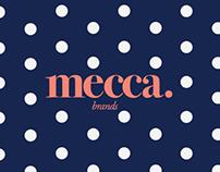 Mecca rebrand concept