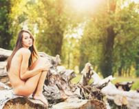 Daisy Olie for Nextdoormodel.