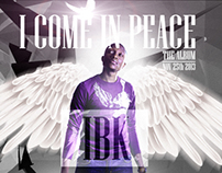 I COME IN PEACE.....FAN ART & ALBUM LAUNCH HYPE ART