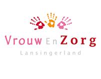 Logo Vrouw en Zorg