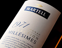Martell Collection Millésimes 1971
