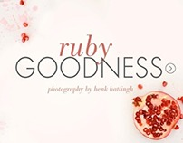 Ruby Goodness | Crush! Feature