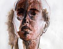 Drawings - Portraits