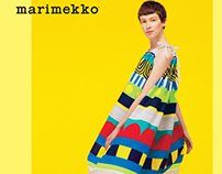 Marimekko summer 2013 lookbook