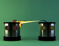 Tin Cans - Animated Short