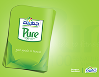 Juhayna Pure ( Fitness booklet )