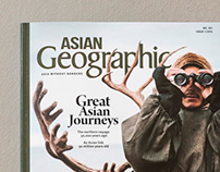 Asian Geographic 2014