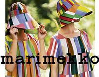 Marimekko summer 2013 campaign