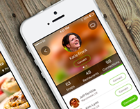 SnapEat  |  Logo & App