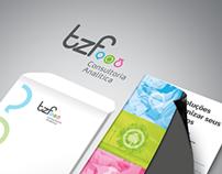 Identidade Corporativa TZF Consultoria