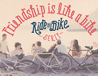 Ride my Bike Serif