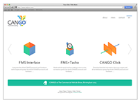 Product presentation website