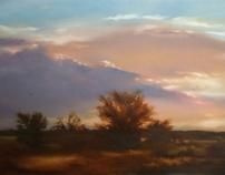 Maureen Edgcumbe - Landscape